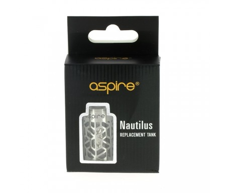 Pyrex Nautilus métal Aspire
