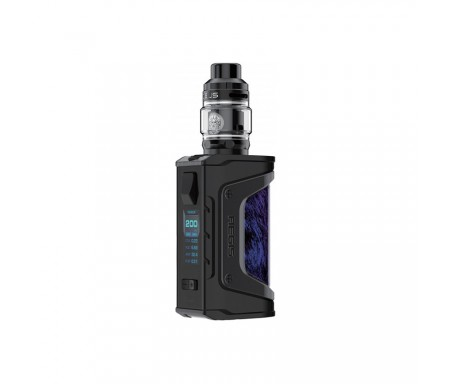 Kit Aegis Legend 200W Black Blue