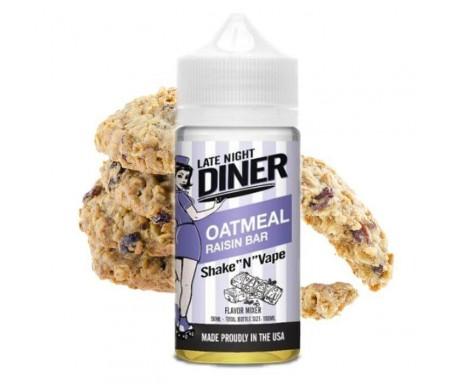 Oatmeal Raisin Bar 50ml Late Night Diner