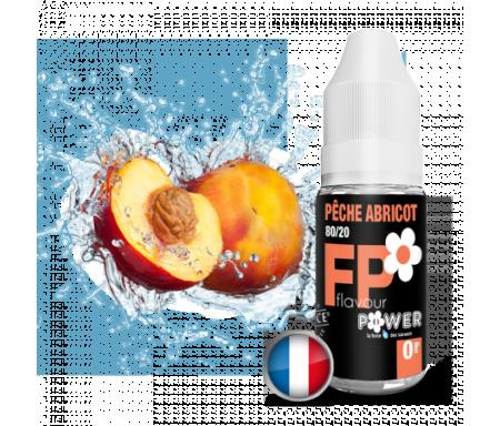 liquide pêche / abricot par flavour power