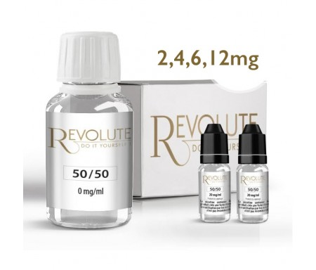 Pack Base à booster Revolute 2 à 12mg