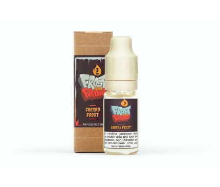 recharge cherry frost e-liquide pulp