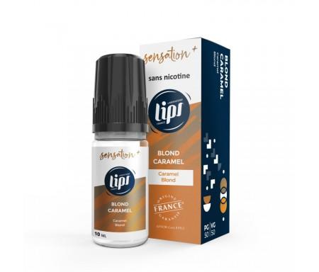 Blond Caramel 10ml Sensation Lips Le French Liquide