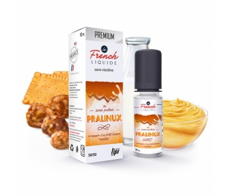 Pralinux 10ml Le French Liquide