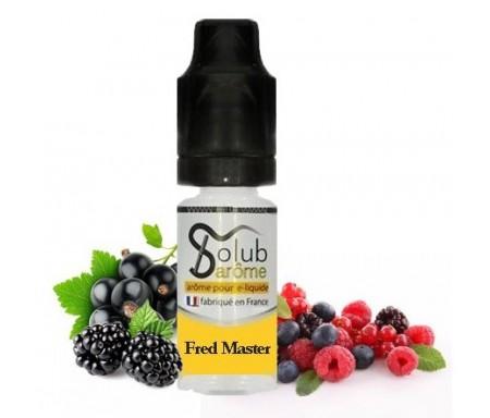 Concentré FredMaster Solubarome pour e-liquide DIY