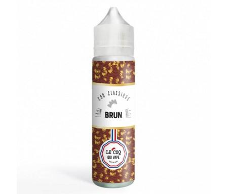 Brun 50ml  Le Coq Classique - Le Coq Qui Vape