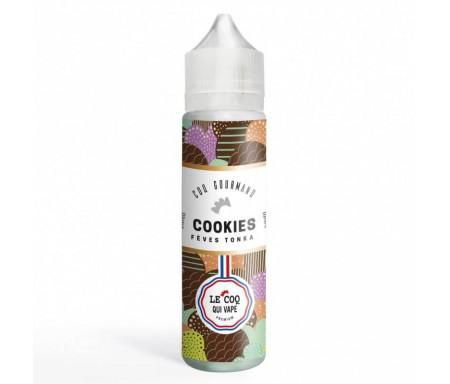 Cookies Fèves Tonka 50ml Le Coq Gourmand - Le Coq Qui Vape