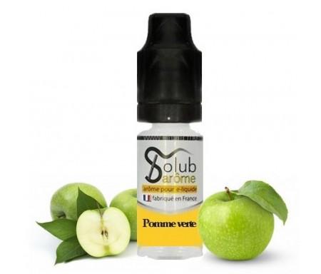 concentre saveur pomme verte pour e-liquide maison