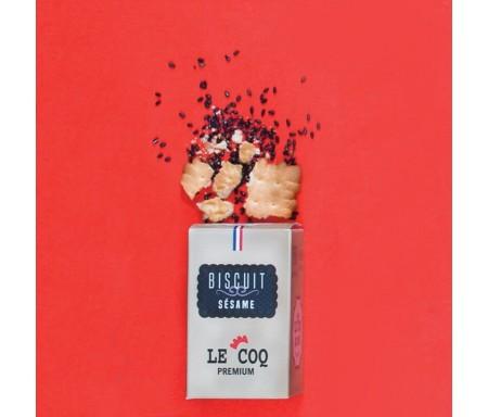 Biscuit au Sésame 10ml Le Coq Premium - Le Coq Qui Vape