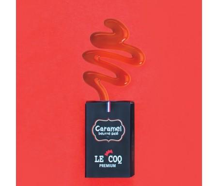 Caramel au beurre salé 10ml Le Coq Premium - Le Coq Qui Vape