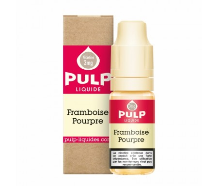 Framboise Pourpre 10ml Pulp