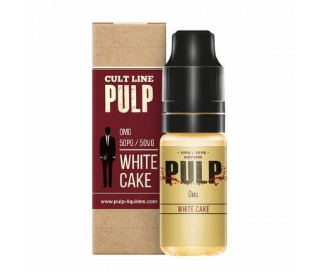 White Cake 10ml Cult Line de Pulp