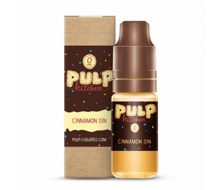 Cinnamon Sin 10ml Pulp Kitchen de Pulp