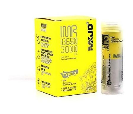 Lot de 4 Accus (Batteries) MXJO 35A 18650 3000mAh