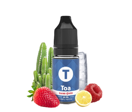 Toa 10ml Game Over - E.Tasty