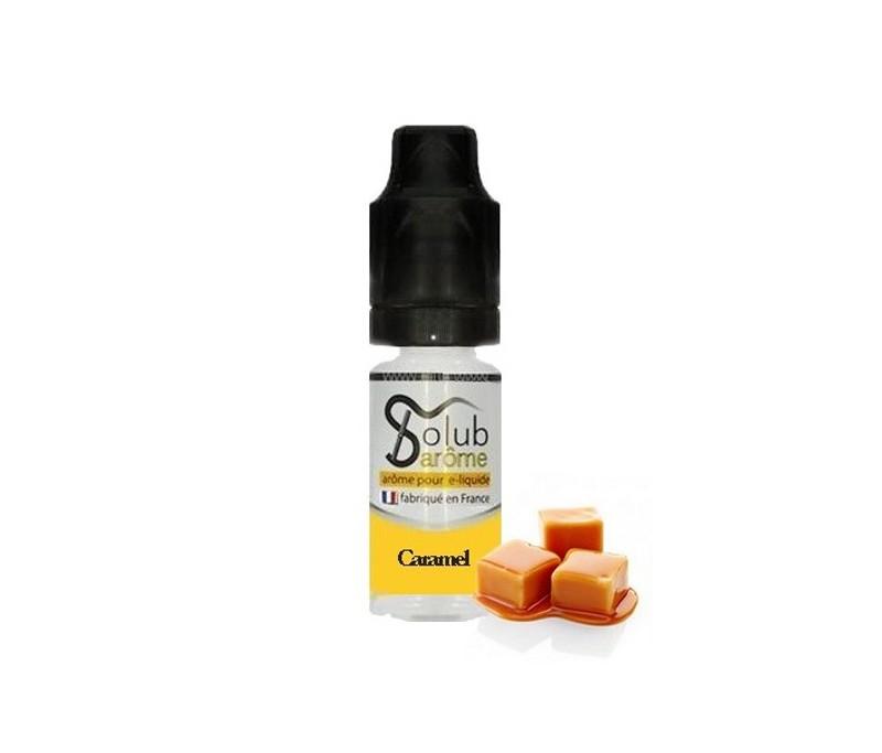 concentré goût caramel pour cigarette électronique