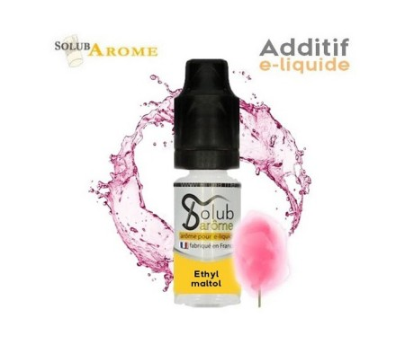 exhausteur de goût e-liquide Ethyl Maltol