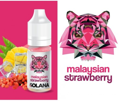 Malaysian Strawberry 10ml Solana