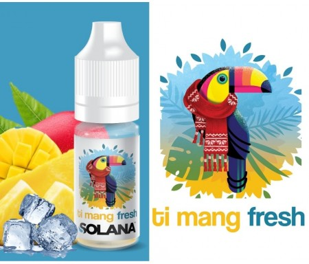 Ti Mang Fresh 10ml Solana