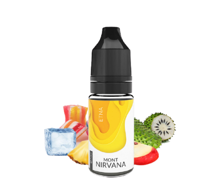 Etna 10ml Mont Nirvana de E.Tasty