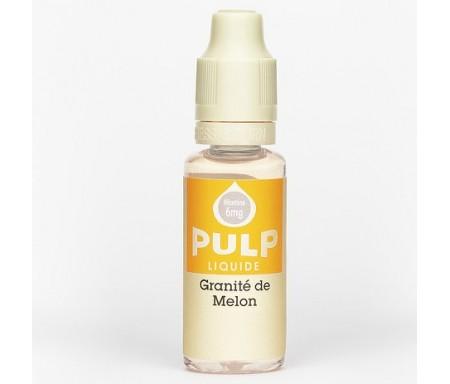 Pulp goût granité de melon pour cigarette électronique