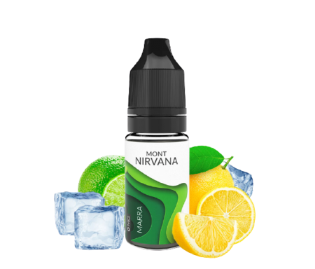 Marra 10ml Mont Nirvana de E.Tasty