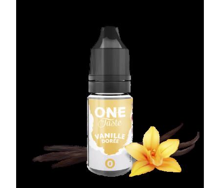 Vanille dorée 10ml One Taste - E.Tasty