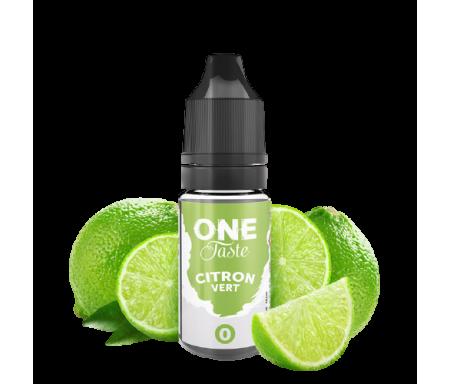 Citron Vert 10ml One Taste - E.Tasty