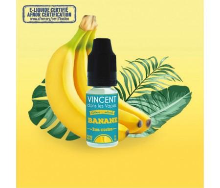 e-liquide Banane Vincent dans les vapes pas cher