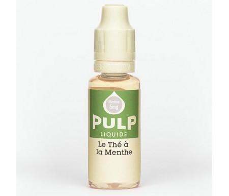 eliquide Pulp saveur thé à la menthe