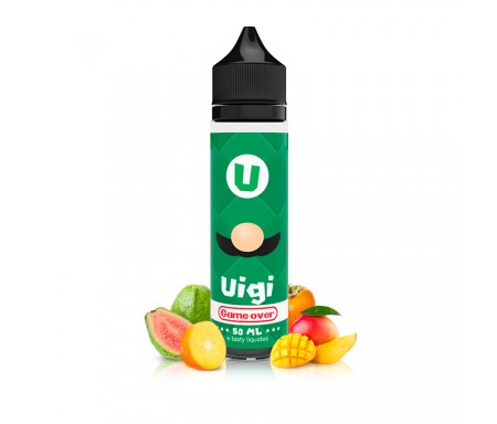 liquide e-tasty UIGI 50ml pas cher
