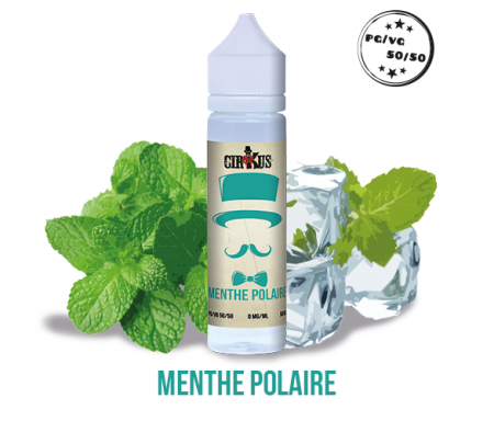 Menthe Polaire 50ml shake and vape VDLV