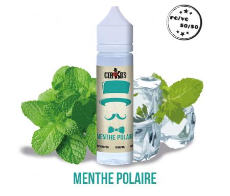 Menthe Polaire 50ml shake and vape VDLV