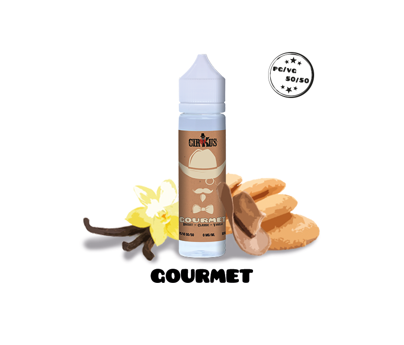 e-liquide GOURMET par VDLV Classic Wanted 50 ml pas cher
