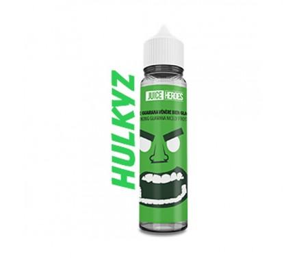 e-liquide Juice heroes HULKYZ 50ml Liquideo