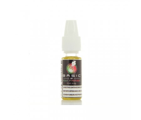 Kiwi Fraise 10ml Basic - Bordo 2