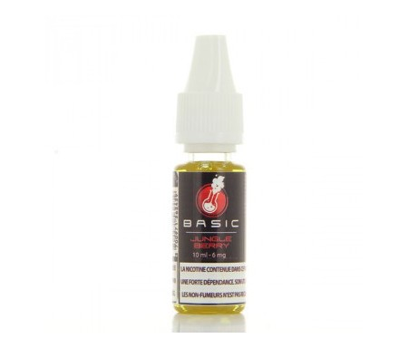 Jungle Berry 10ml Basic Bordo 2