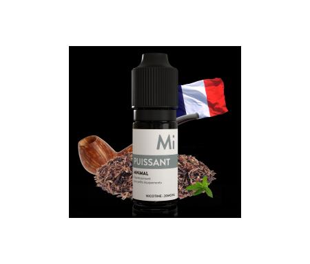 E-liquide sels de nicotine, Puissant et pas cher
