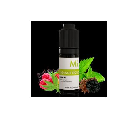 Juice sels de nicotine, gamme Minimal petits prix