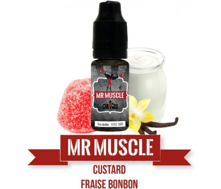 e-liquide monsieur muscle black CirKus