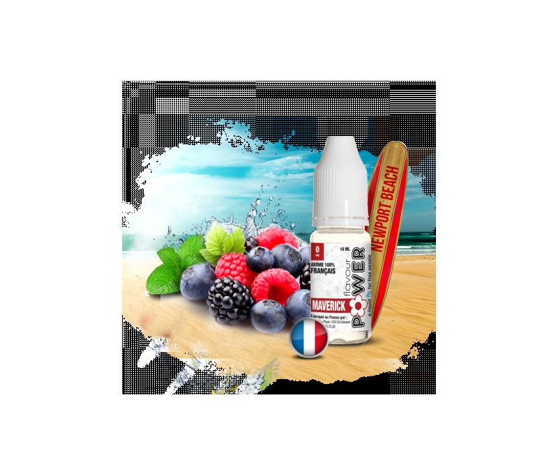 Flavour Power Maverick, Fruits Rouges et de Menthe pas cher