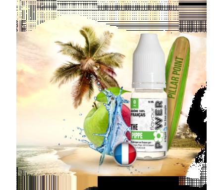 Le E-liquide The Pippe 50/50 PG/VG - Flavour Power, est un mélange composé de deux pommes bien fraîches.