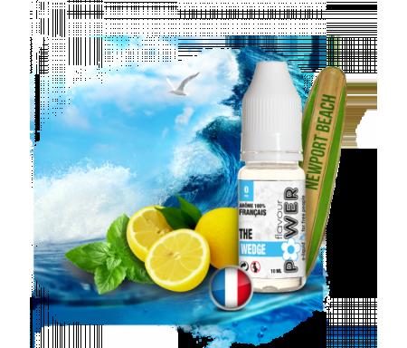 Ce liquide de chez Flavour Power aux saveurs citronnées vous est proposé en proportion PG/VG de 50/50