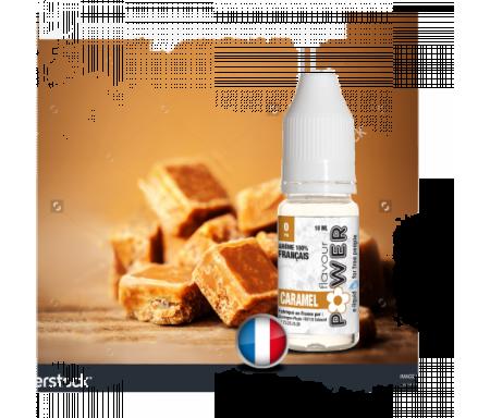 Le e-liquide Caramel 50/50 par Flavour Power est un e liquide français à base d'un onctueux Caramel.