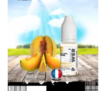 Le e-liquide Melon Galia 50/50 par Flavour Power est une saveur à la fois juteuse et sucrée à souhait.