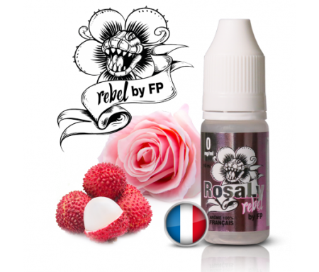 Un juice pour e-cigarette d'une qualité irréprochable, fabriqué et conçu en France, aux arômes de lychee...