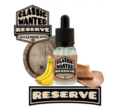Classic Wanted Reserve e-liquide pour e-cigarette