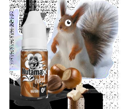 e-liquide Nutamax 10ml Rebel de chez Flower power