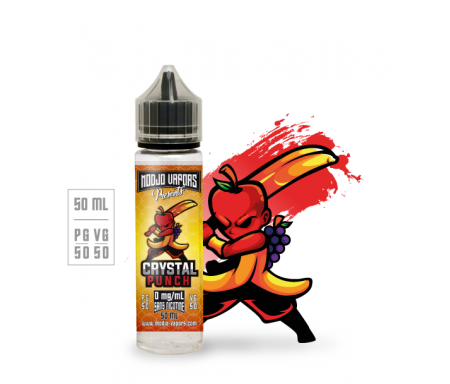 e-liquide crystal punch-gingembre/citrons