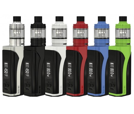 Kit e cigarette IKUU i80 MELO4 - Eleaf